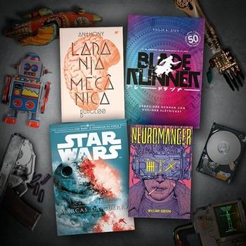 Leia Sci-fi!